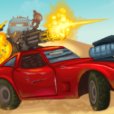Road of Fury: Desert Strike